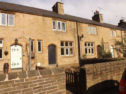 3 Bedrooms Terraced House for sale in Railway Terrace, Halifax, West Yorkshire