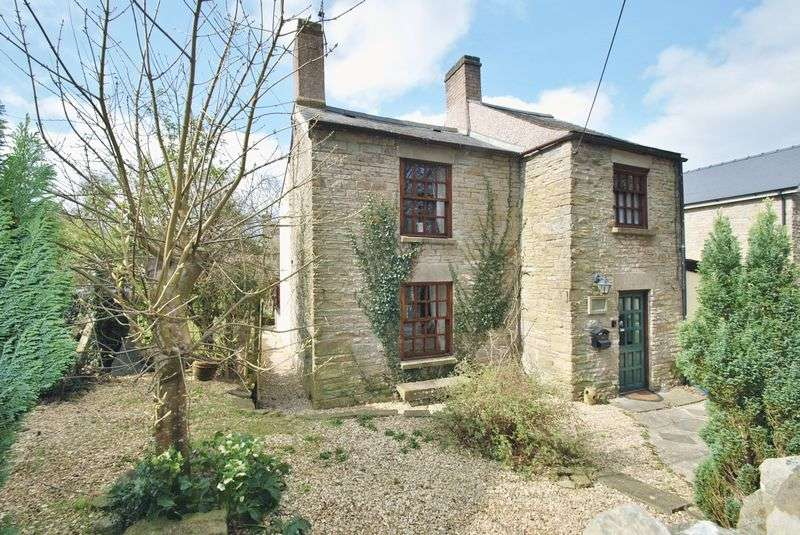3 Bedrooms Cottage House for sale in ELLWOOD, NR. COLEFORD, GLOUCESTERSHIRE