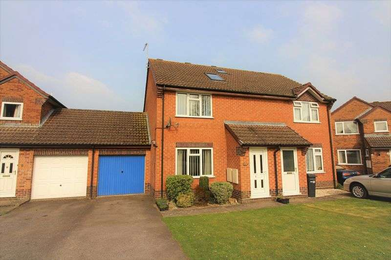 3 Bedrooms Semi Detached House for sale in Russell Pope Avenue, Chard