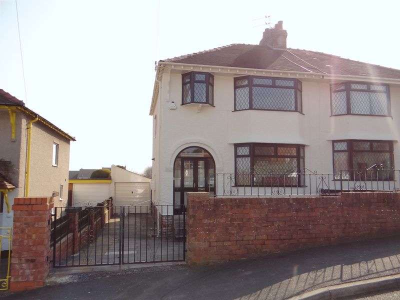 3 Bedrooms Semi Detached House for rent in Gresford Avenue