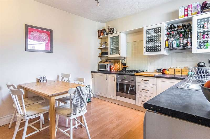 2 Bedrooms Terraced House for sale in Fitzroy Street, Cathays, Cardiff