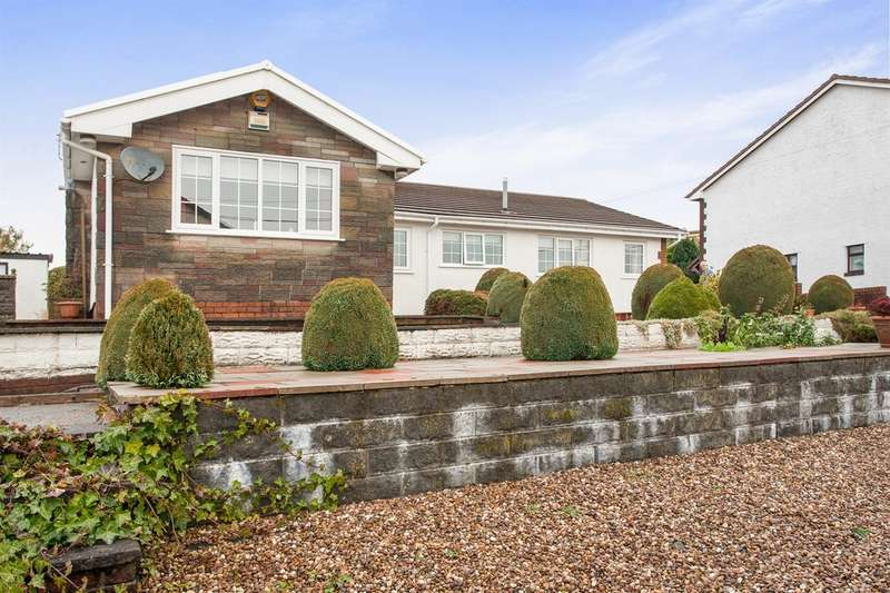 4 Bedrooms Detached Bungalow for sale in Bwllfa Road, Aberdare