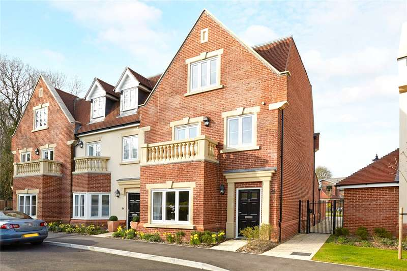 4 Bedrooms Semi Detached House for sale in Kingswood Park, Bonsor Drive, Kingswood, Tadworth, KT20