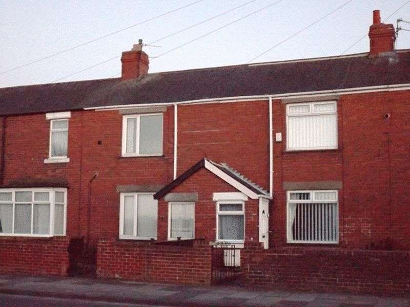2 Bedrooms Terraced House for sale in Louvain Terrace, Choppington - Two Bedroom Terrace House