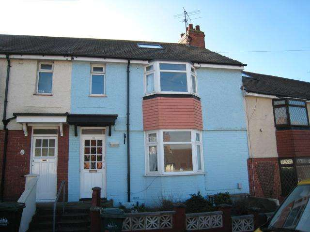 4 Bedrooms Terraced House for sale in Kimberley Road, Close to Brighton Uni