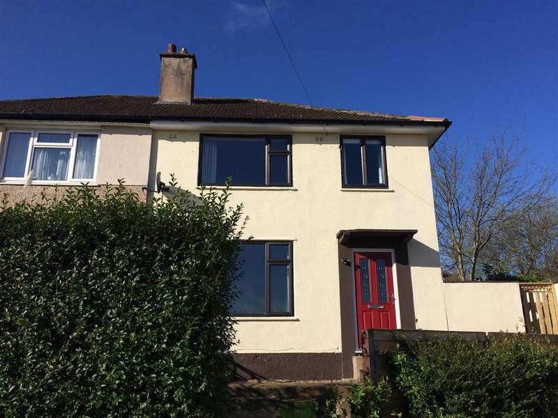 3 Bedrooms Semi Detached House for sale in Southfield Road, Almondbury, Huddersfield, HD5 8SA
