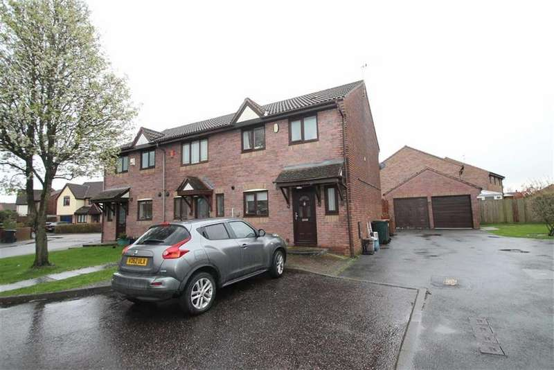 3 Bedrooms End Of Terrace House for sale in The Meadows, Marshfield, Cardiff