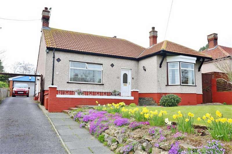 3 Bedrooms Detached Bungalow for sale in Durham Road, East Herrington, Sunderland, SR3