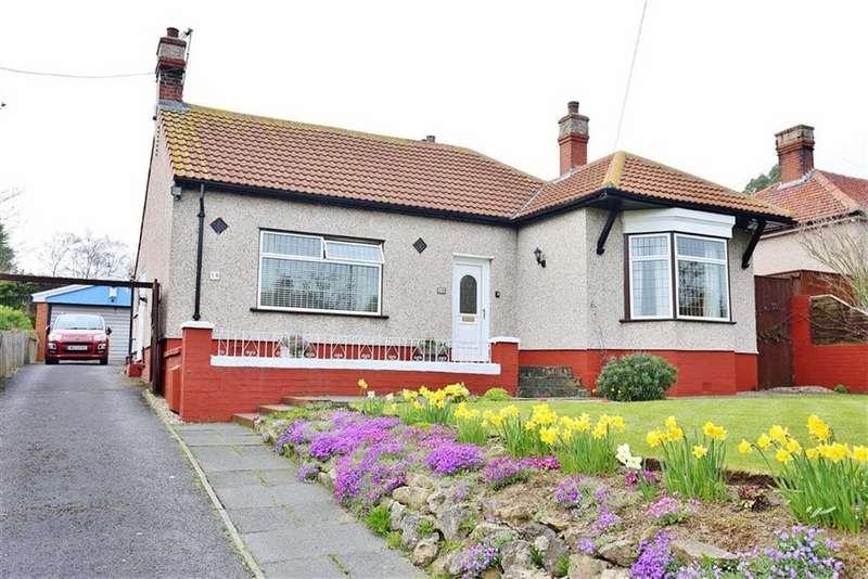 3 Bedrooms Detached Bungalow for sale in Durham Road, East Herrington, Sunderland, SR3