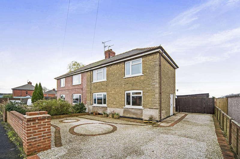 4 Bedrooms Semi Detached House for sale in Kings Road, Swinefleet, Goole, DN14