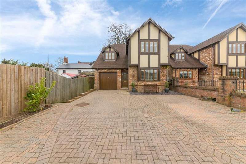 4 Bedrooms Detached House for sale in Woodland View, Cwmbran, Torfaen