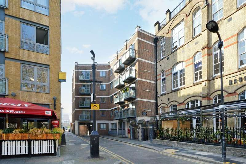 1 Bedroom Flat for sale in Hoxton Square, Shoreditch, London