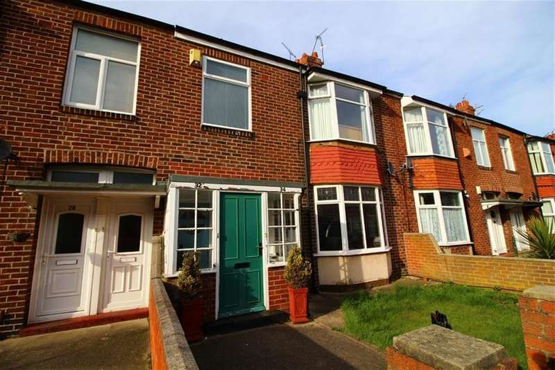 2 Bedrooms Flat for sale in Salisbury Avenue, North Shields
