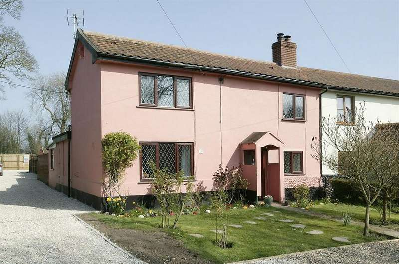 3 Bedrooms Cottage House for sale in Long Street, Great Ellingham, Norfolk