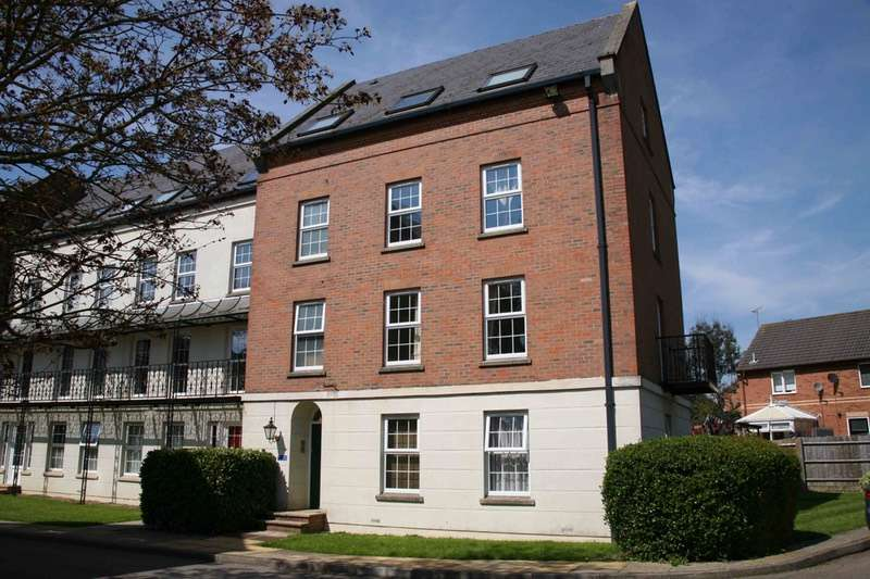 1 Bedroom Penthouse Flat for sale in Victoria Place, Banbury, Oxfordshire, OX16