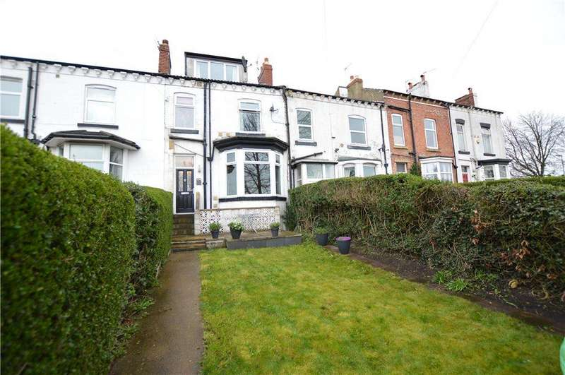 3 Bedrooms Terraced House for sale in Selby Road, Halton, Leeds