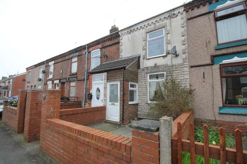 2 Bedrooms Terraced House for sale in Fairclough Street, Burtonwood WA5