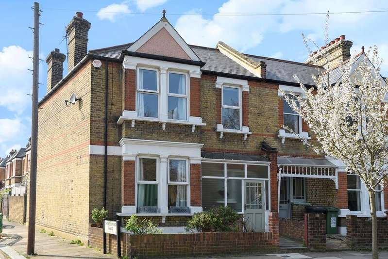 5 Bedrooms End Of Terrace House for sale in Manor Lane Hither Green SE13
