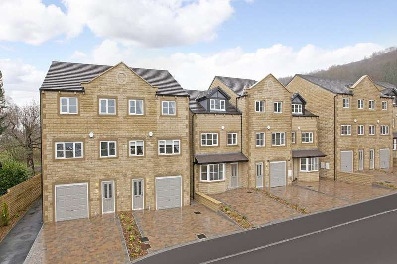 4 Bedrooms Semi Detached House for sale in Plot 7 (55) Sycamore Grove, Eastburn