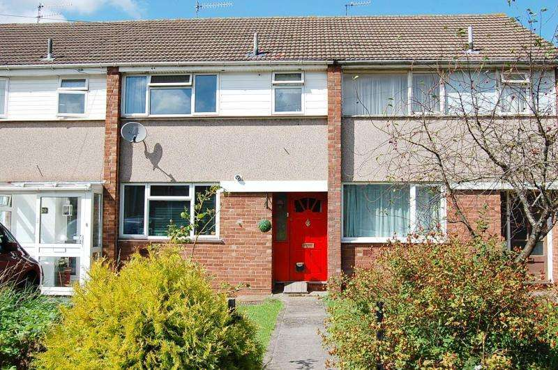 3 Bedrooms Terraced House for sale in Long Ashton
