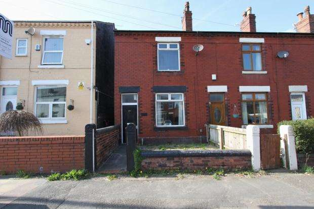 3 Bedrooms Terraced House for sale in Bolton Road Ashton In Makerfield Wigan