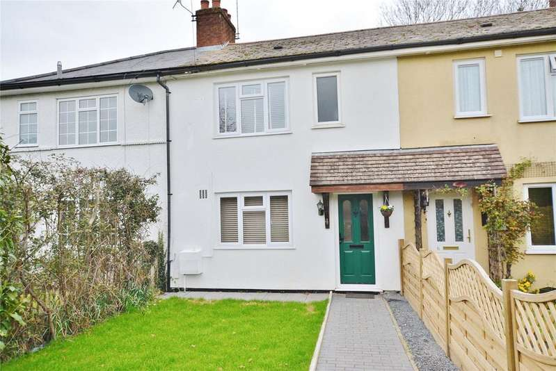 3 Bedrooms Terraced House for sale in Coldharbour Lane, Bushey, Hertfordshire, WD23