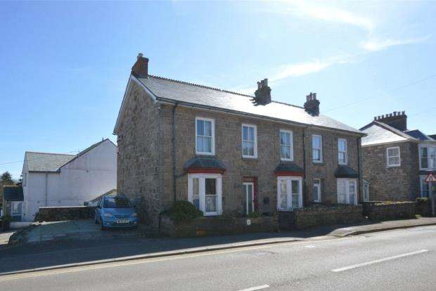3 Bedrooms Semi Detached House for sale in Orchard Villas, Fore Street, Lelant, St. Ives