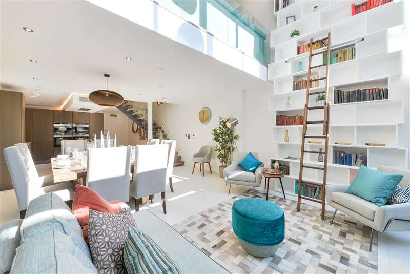 4 Bedrooms House for sale in Goldhawk Road, Townhouse Mews, Shepherd's Bush