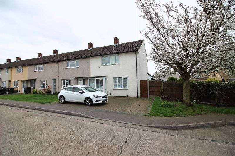 4 Bedrooms Terraced House for sale in Long Ley, Harlow, CM20