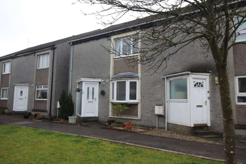 2 Bedrooms Semi Detached House for sale in South Park, Armadale, Bathgate, EH48