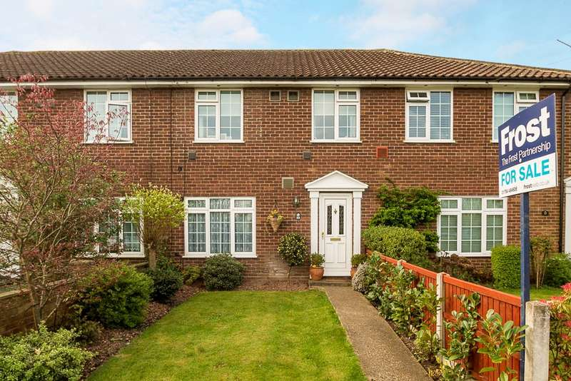 3 Bedrooms Terraced House for sale in Horton Road, Stanwell Moor, TW19