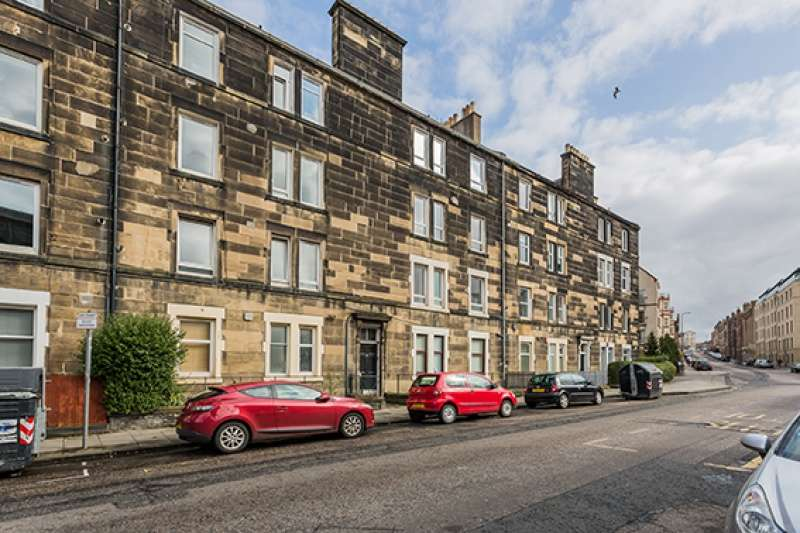 1 Bedroom Flat for sale in Robertson Avenue, Gorgie, Edinburgh, EH11 1QA