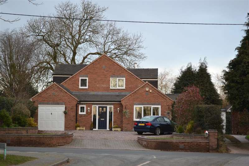 5 Bedrooms Detached House for sale in The Staithe, Church Lane, Bradley