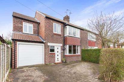 4 Bedrooms Semi Detached House for sale in Lilac Avenue, Knutsford, Cheshire