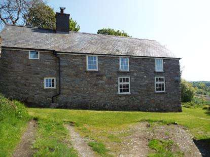 2 Bedrooms Detached House for sale in Maerdy, Corwen, Conwy, LL21