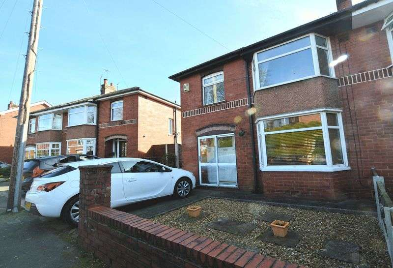 3 Bedrooms Semi Detached House for sale in Northfield Road, Bury
