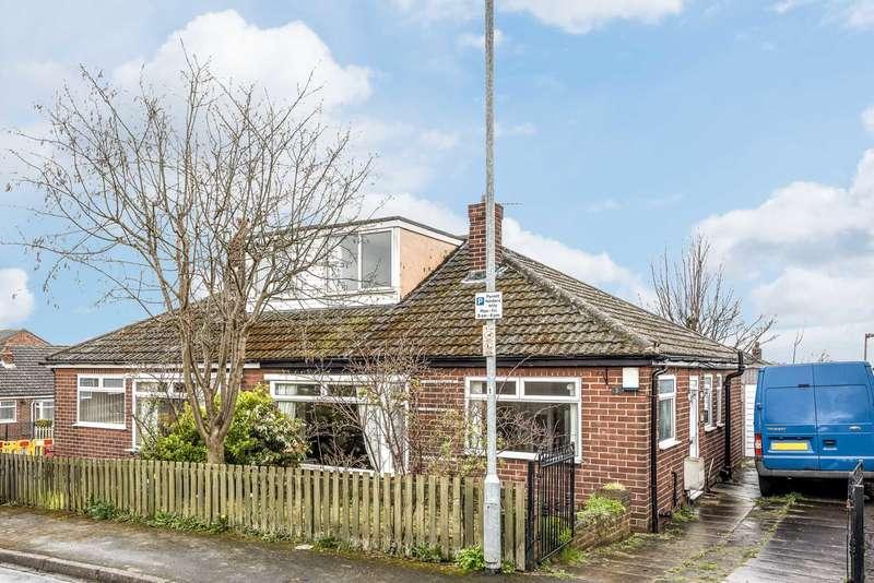 3 Bedrooms Semi Detached Bungalow for sale in Squirell Walk, Dewsbury