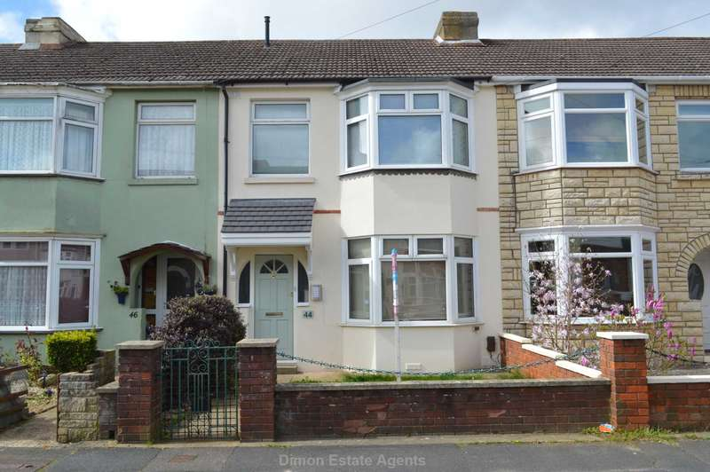3 Bedrooms Terraced House for sale in Virginia Park Road, Gosport