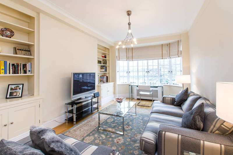 1 Bedroom Flat for sale in Warwick Gardens, Kensington, W14