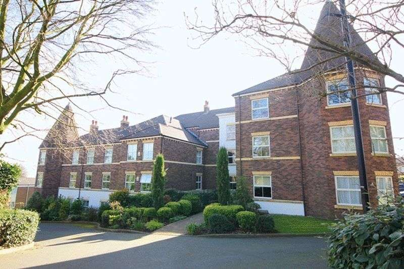 2 Bedrooms Flat for sale in Byron Court, Woolton, Liverpool, L25