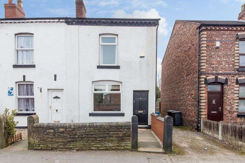 2 Bedrooms Terraced House for sale in Sefton Road, Orrell