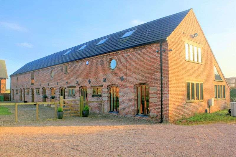 5 Bedrooms Detached House for sale in Colehurst, Market Drayton