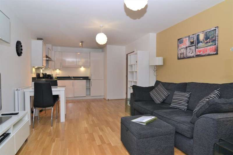 1 Bedroom Apartment Flat for sale in Ealing Road, Brentford TW8