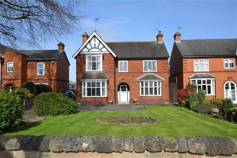 4 Bedrooms Detached House for sale in London Road, Newark, Nottinghamshire, NG24