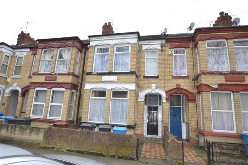 4 Bedrooms Apartment Flat for sale in Boulevard, Boulevard, Hull, Kingston Upon Hull, HU3