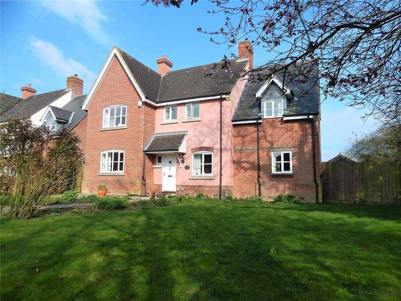 4 Bedrooms Detached House for sale in King's Park, Chedburgh, Bury St Edmunds