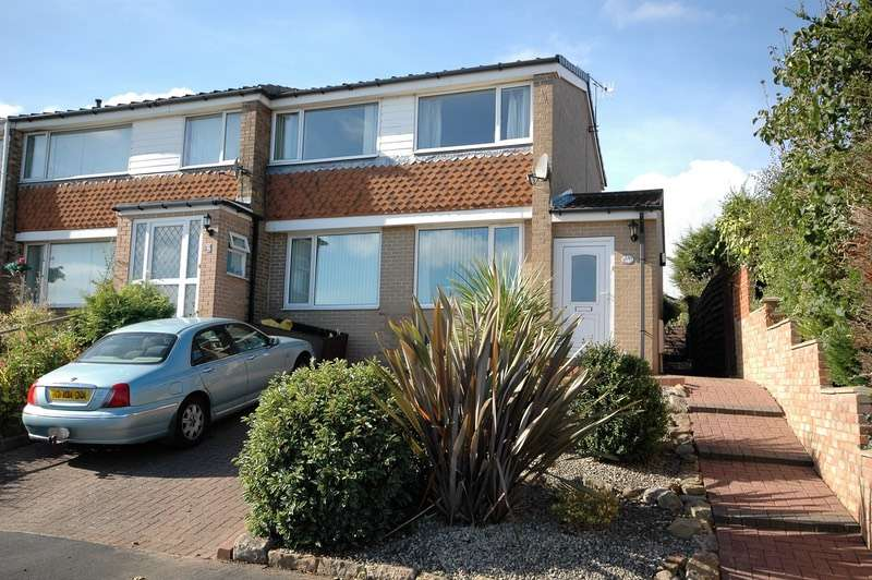 3 Bedrooms Semi Detached House for sale in Pannal Close, Whitby, North Yorkshire, YO21