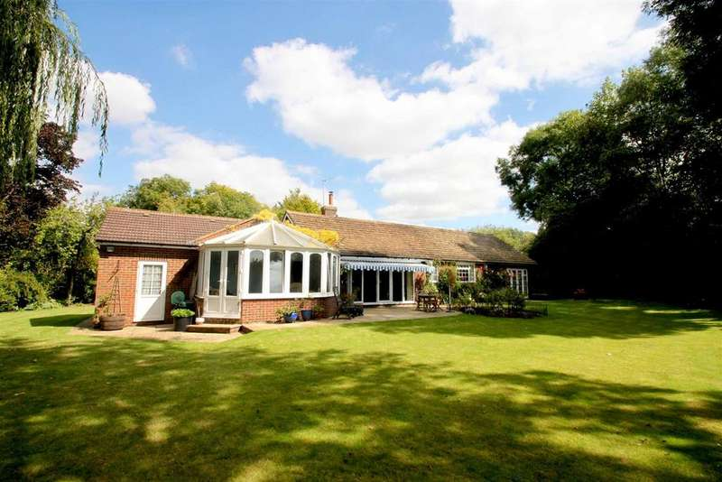 4 Bedrooms Detached Bungalow for sale in Ewelme