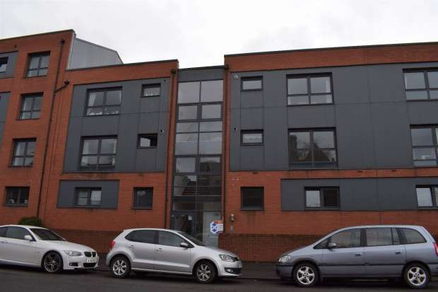 2 Bedrooms Flat for sale in 142 Merrylee Road, Flat 1/2, Muirend, G44