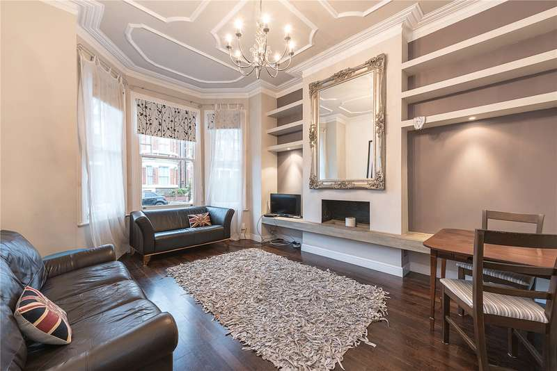 1 Bedroom Flat for sale in Gondar Gardens, West Hampstead, London, NW6